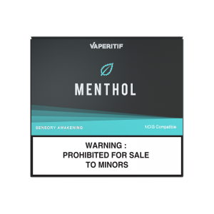 "Menthol <br/> <span style=""font-size:15px"">( Zero-Nicotine for Malaysia Market Only )</span>"